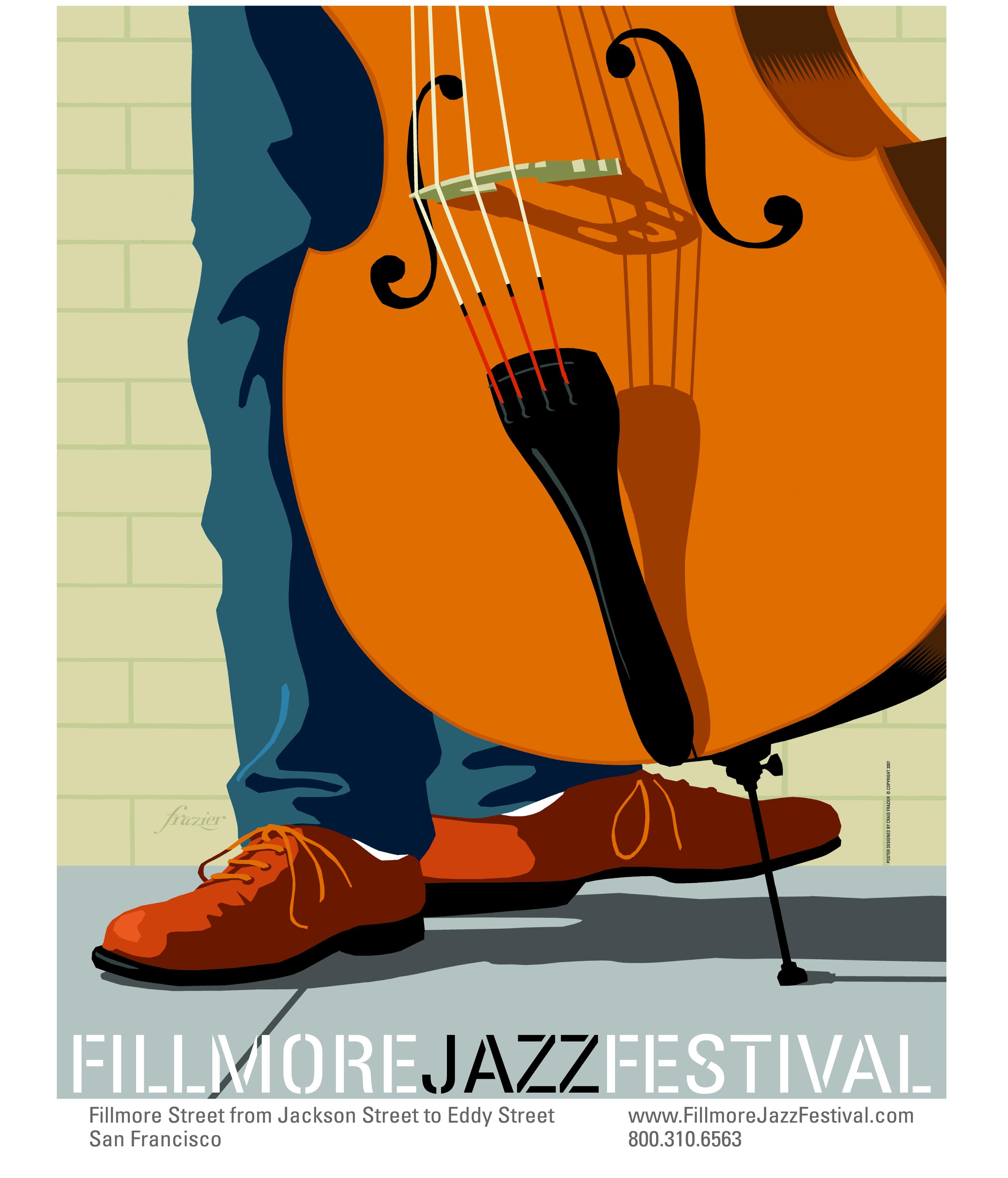 Fillmore Jazz Festival – 2007