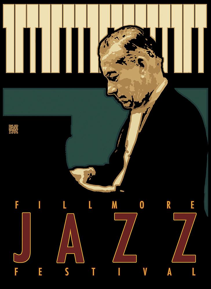 Fillmore Jazz Festival – 2008